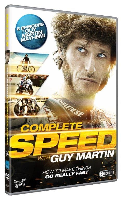 Speed dvd 3d little