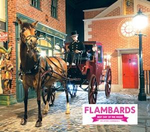 Flambards victorian village square