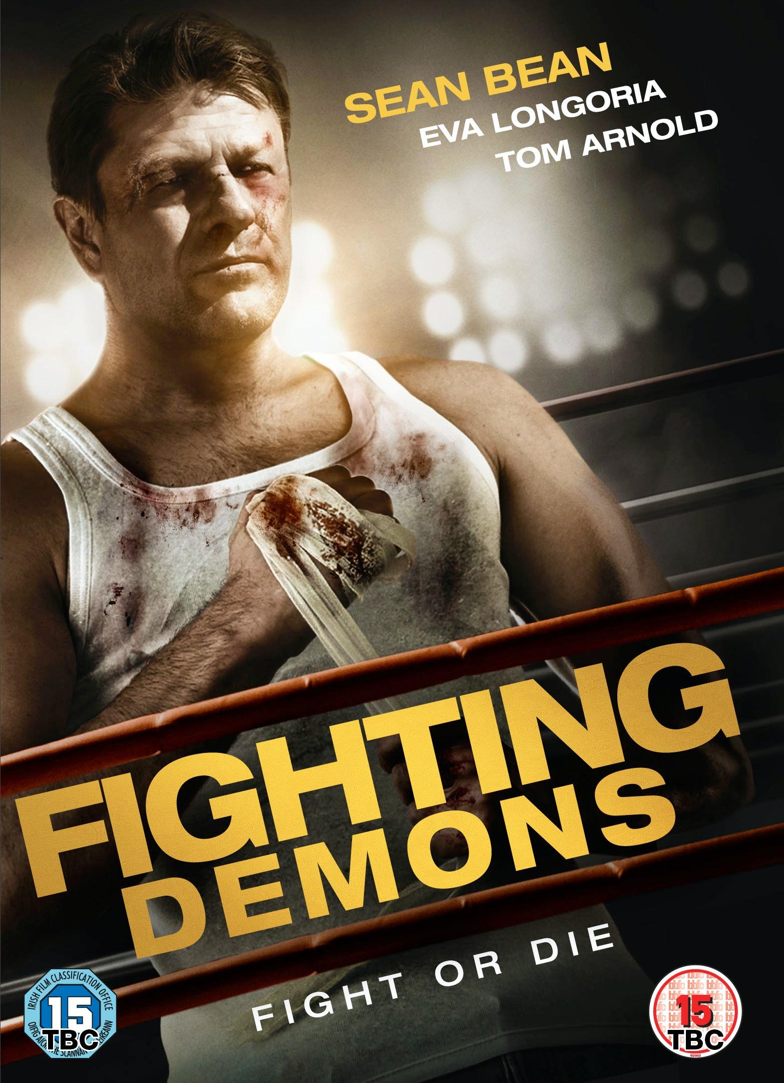Fighting demons dvd slv v0k