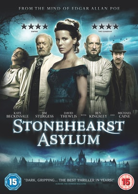 Stonehearst asylum int dvd 3d o ring 2d packshot
