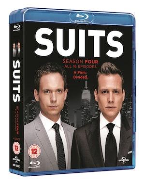Suits season 4 3d pack shot