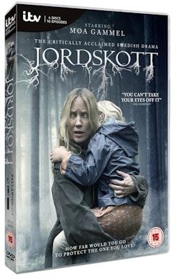 Jordskott dvd 3d
