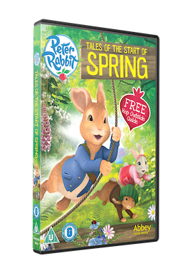 Peter rabbit 3d