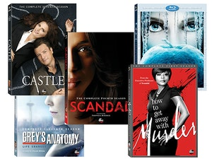 Tv on dvd prize fall 15
