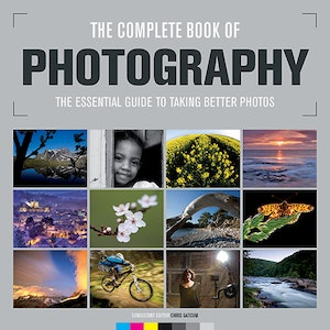 The complete book of photography cover final front