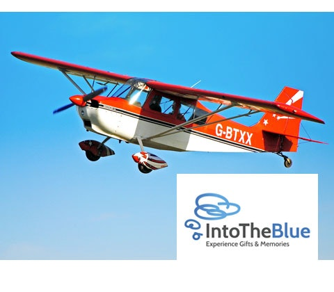 Win 2 x IntoTheBlue nationwide activities sweepstakes