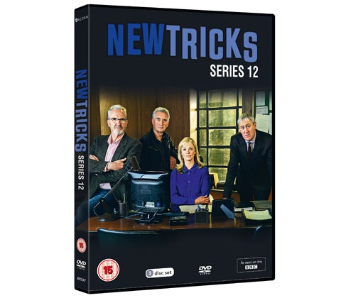 New Tricks Series 12 sweepstakes