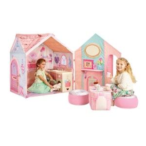 Dreamtown rose petal cottage