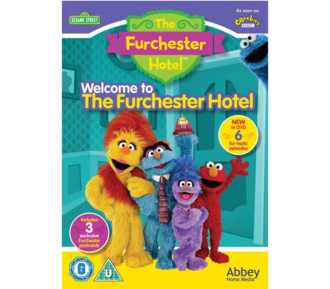 Welcome to the Furchester Hotel DVD sweepstakes
