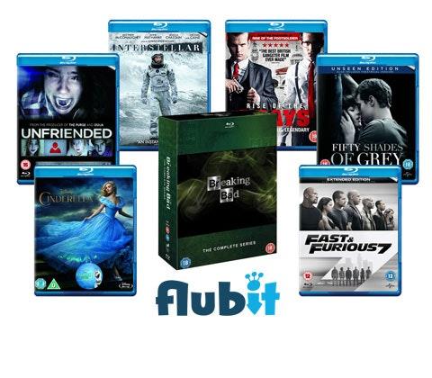 Flubit dvds
