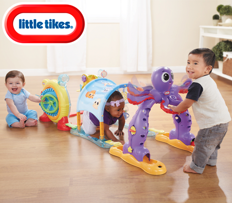 Little Tikes 3-in-1 Lil' Ocean Explorers Adventure Courses sweepstakes