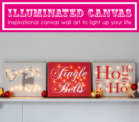 Illuminated Canvases sweepstakes