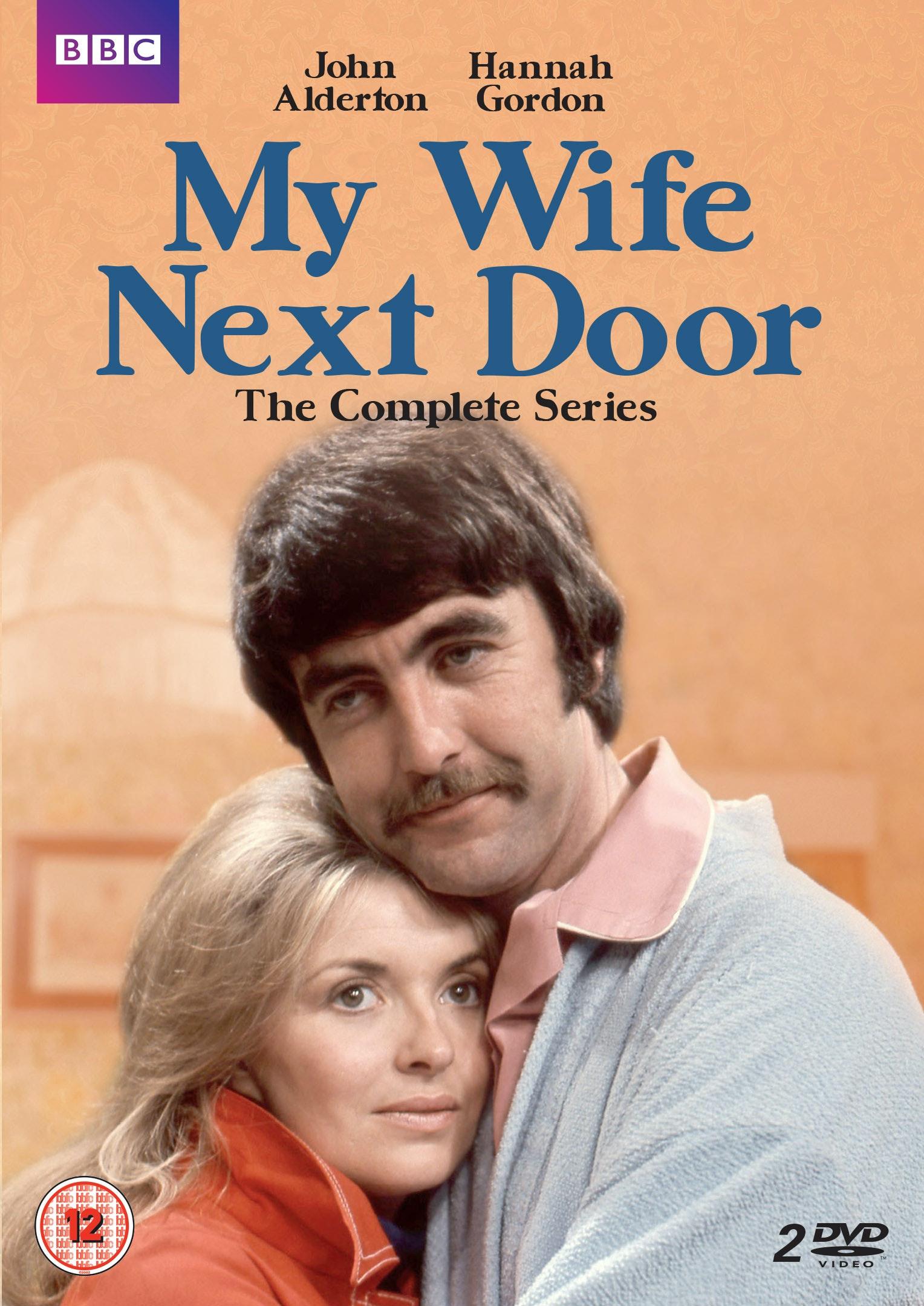 My Wife Next door DVD sweepstakes