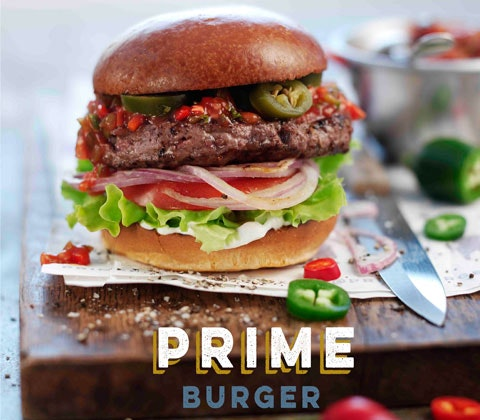 WIN FREE BURGERS AND BEER FOR A YEAR WITH PRIME BURGER sweepstakes