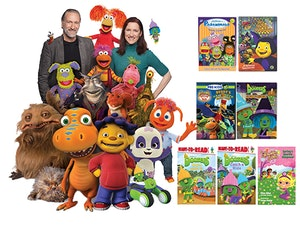 Jim henson giveaway sept