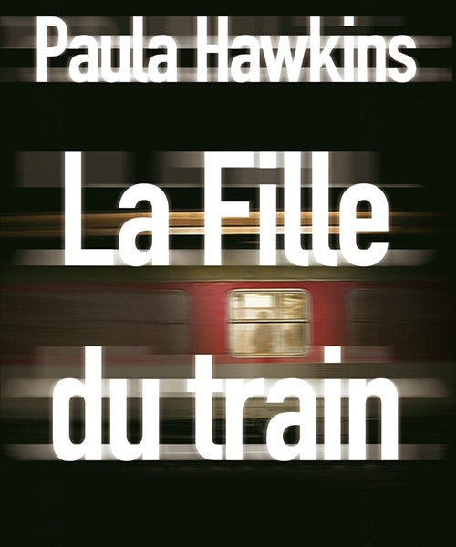 La fille du train paulahawkins