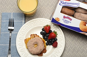 Entenmanns french toast sm