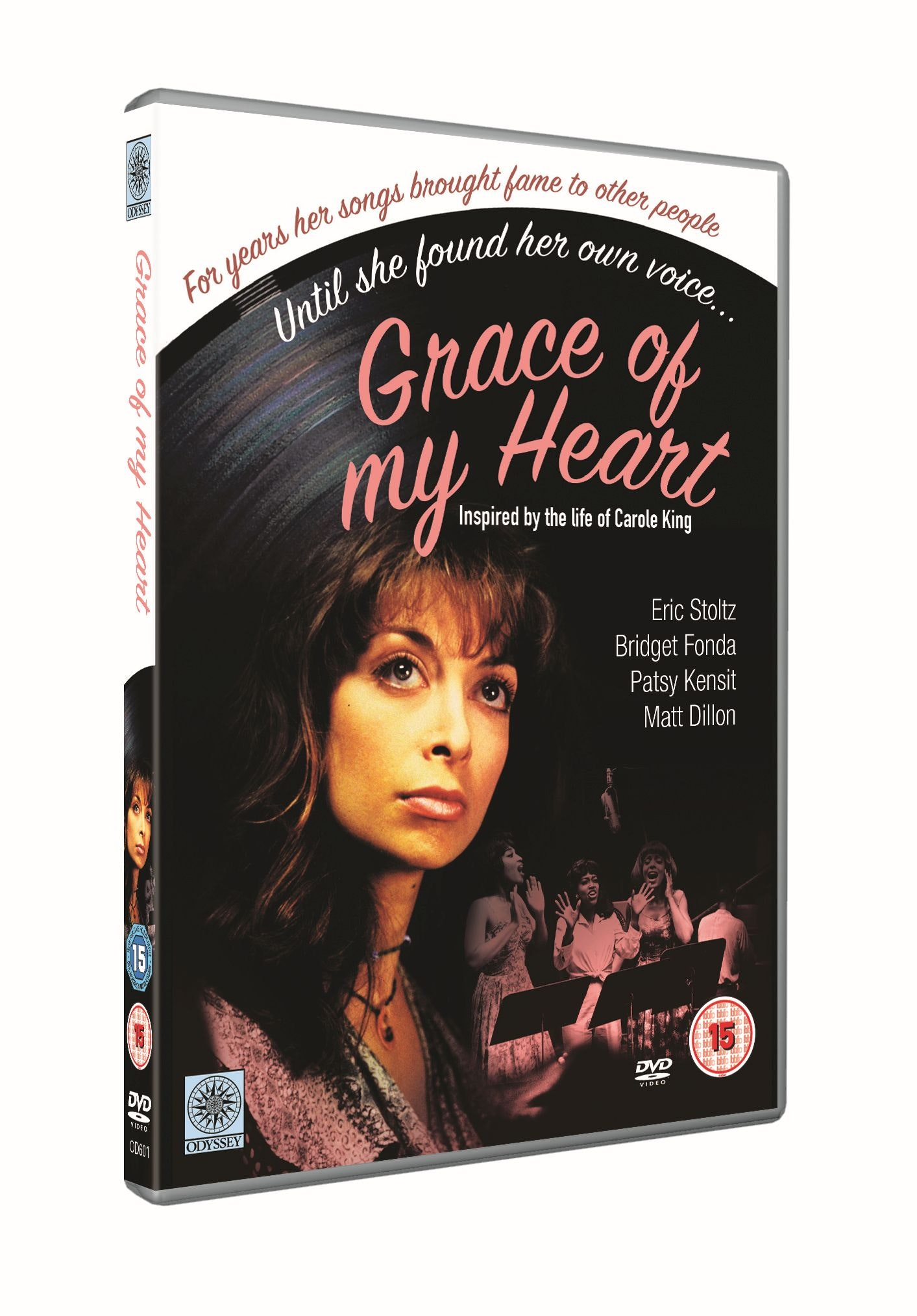 Grace of my heart 3d