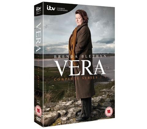 Vera box set sweepstakes
