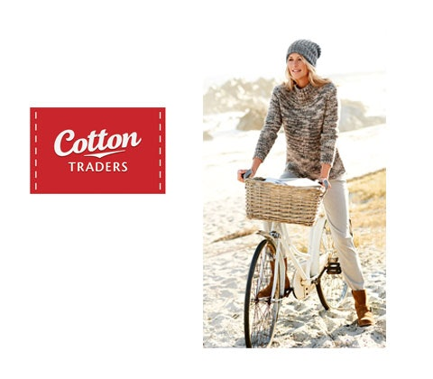 Cotton Traders sweepstakes