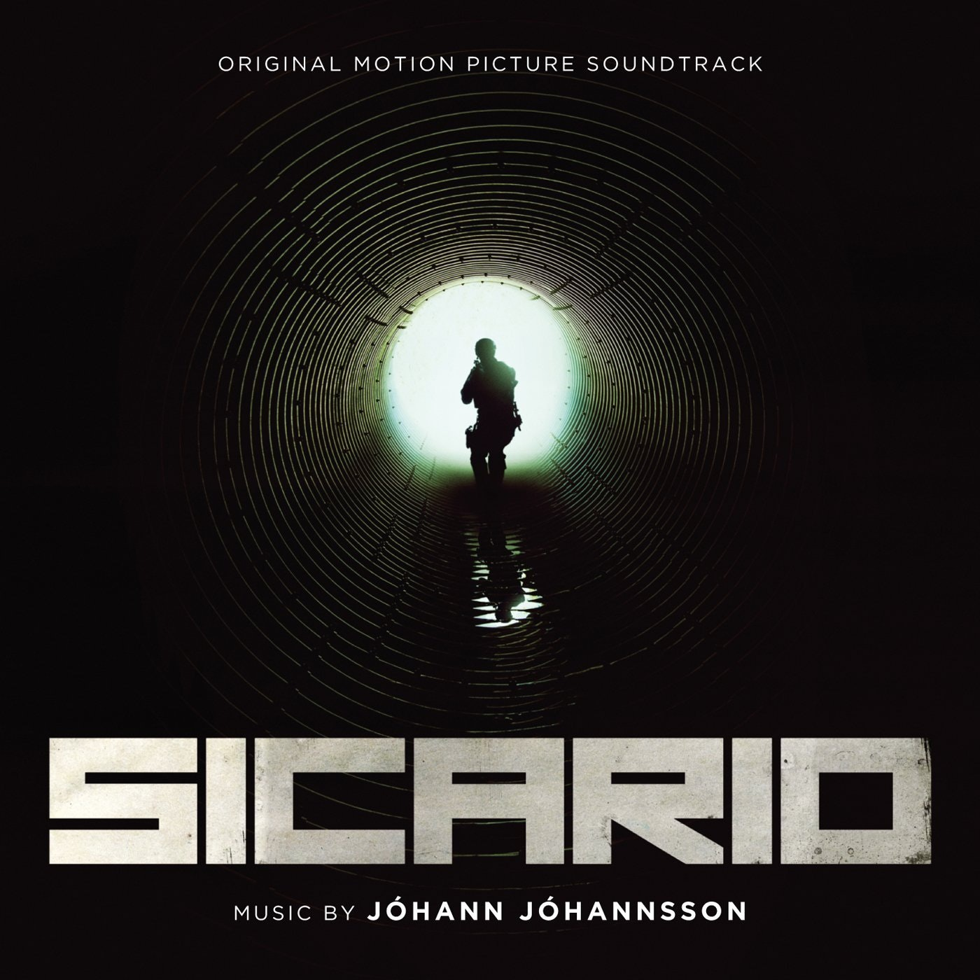 Sicario soundtrack   image