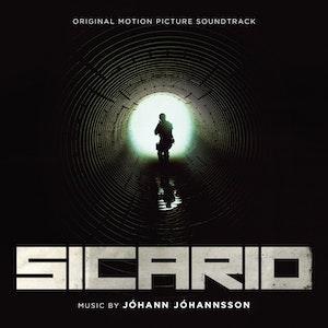 Sicario soundtrack   image