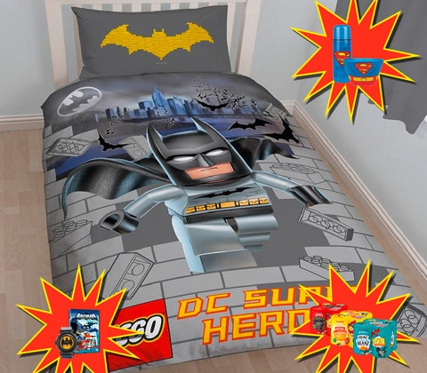 Heinz Super Hero goody set sweepstakes