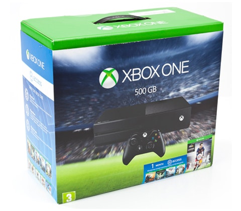 Xbox One 500GB FIFA 16 Bundle sweepstakes