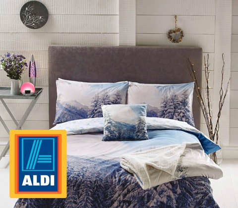 Aldi bedroom