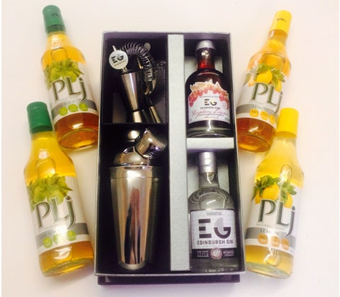 Win 4 x cocktail sets from PLj sweepstakes