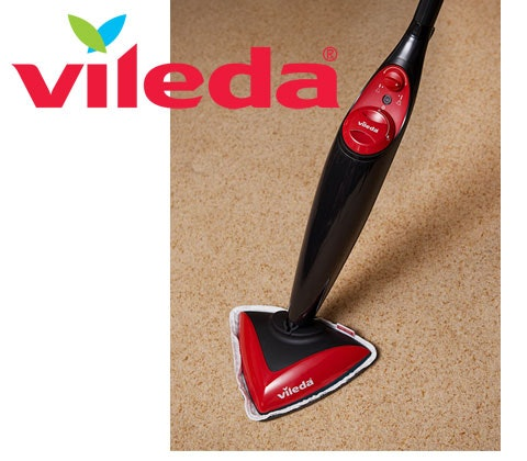 Win a Vileda Steam Mop & refill pack sweepstakes
