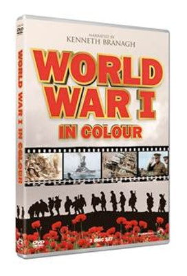 Ww1 in colour