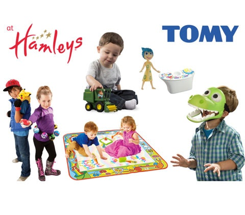 New hamleys