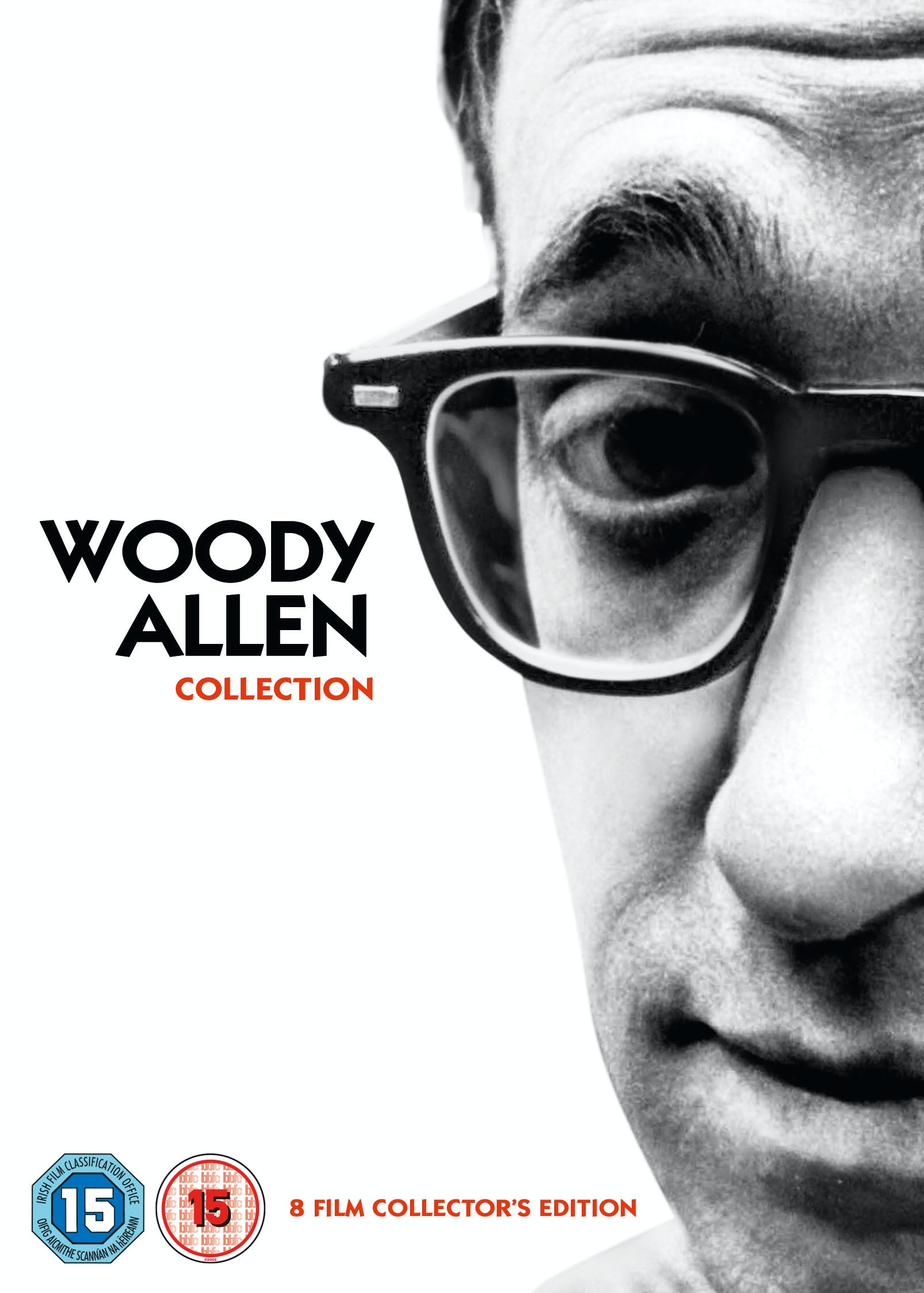 Woody allan box set 2d