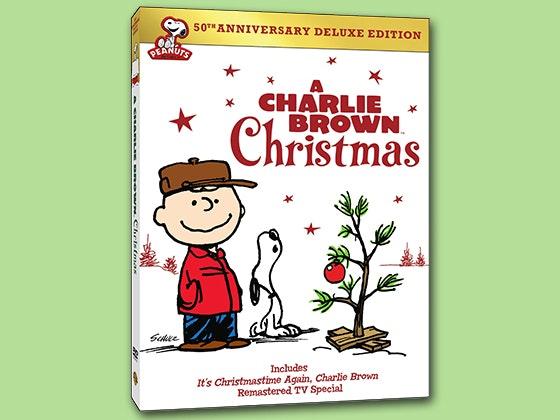 Charlie brown xmas giveaway
