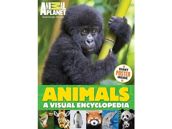 Animals encyclopedia 560x420