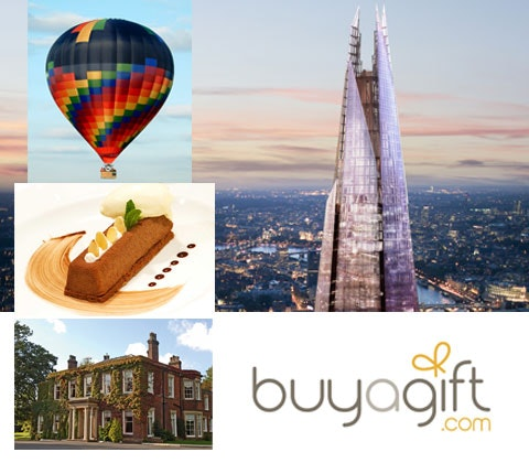 Win 2 x £250 Buyagift vouchers sweepstakes