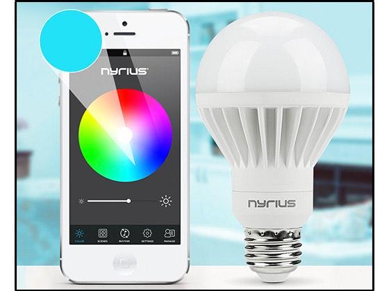Nyrius smart bulb giveaway