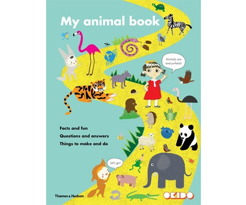 My animal book giveaway