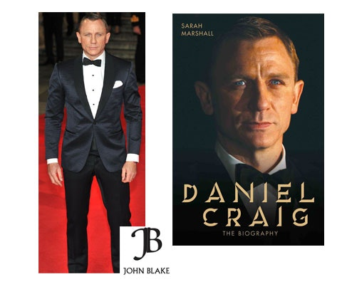 Daniel Craig: The Biography sweepstakes