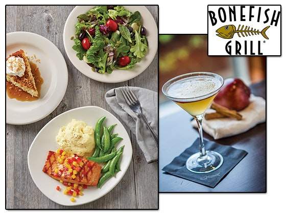 Bonefish grill september