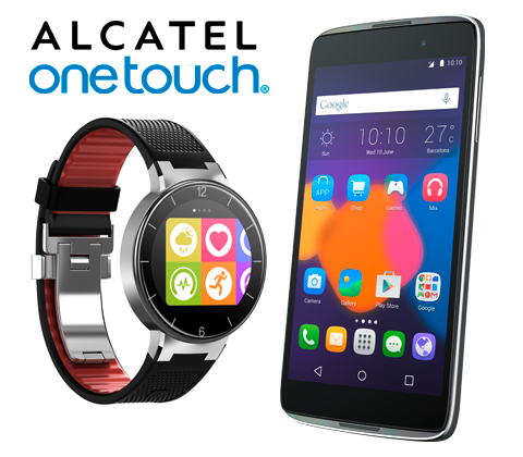 Alcatel Onetouch Idol 3 Handset and Watch sweepstakes