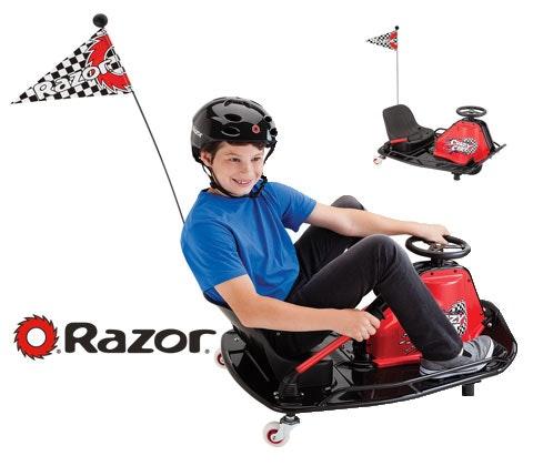 Razor Crazy Cart sweepstakes