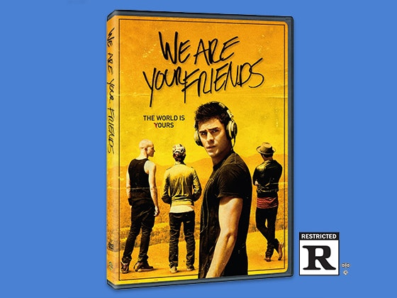 We are your friends giveaway