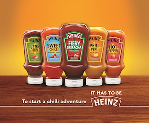 286411 heinz chilli sauce kv range with caption  low res