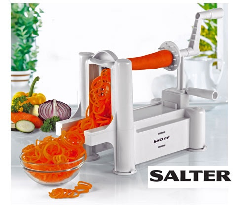 Salter Spiralizer sweepstakes