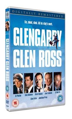 Glengarryglenross dvd 3d