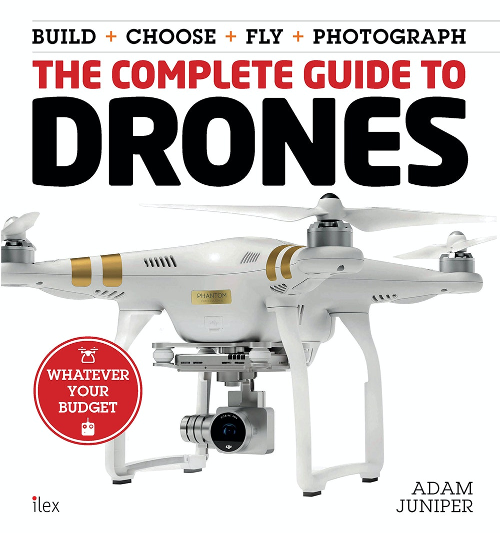 Complete guide to drones cover new