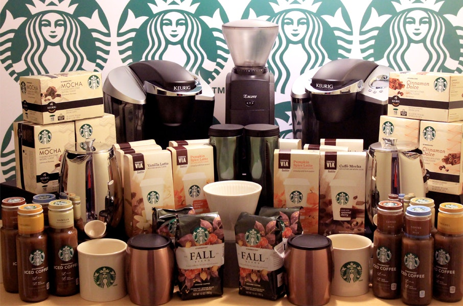 Starbucks fall giveaway ww