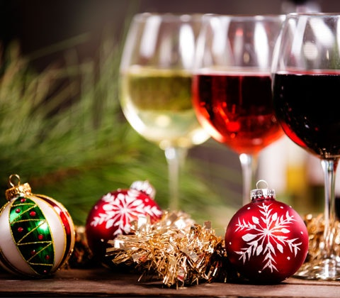 a case of Christmas essential wines  sweepstakes